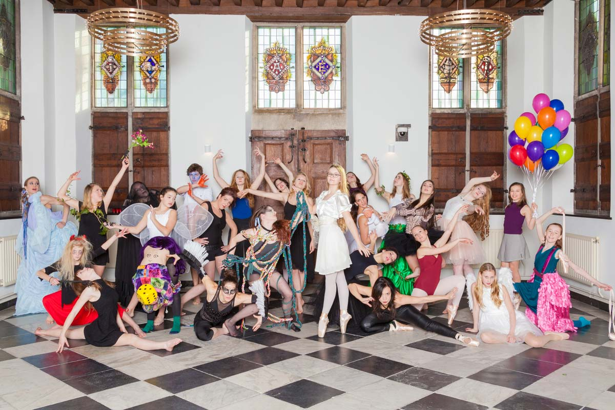 L.O.F. DanceCrew